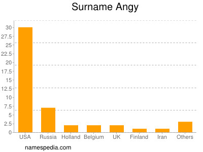 Surname Angy