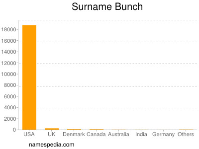 Surname Bunch