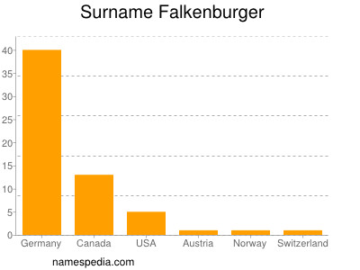 Surname Falkenburger