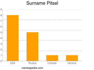 Surname Pitsel