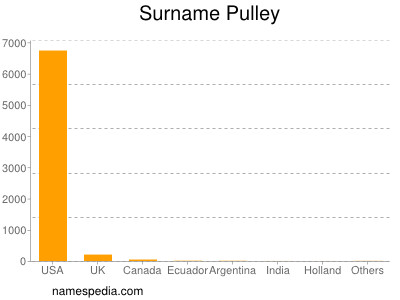 Surname Pulley