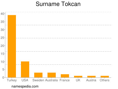 Surname Tokcan