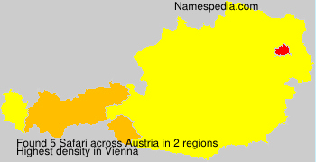 Surname Safari in Austria