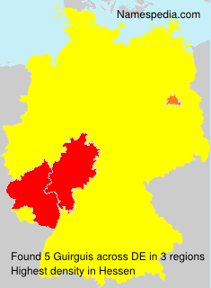Surname Guirguis in Germany