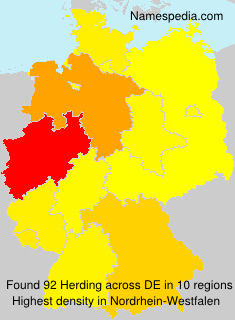 Surname Herding in Germany