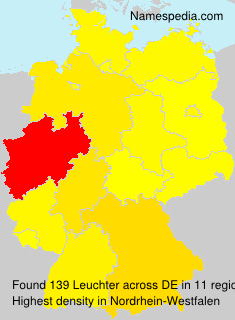 Surname Leuchter in Germany