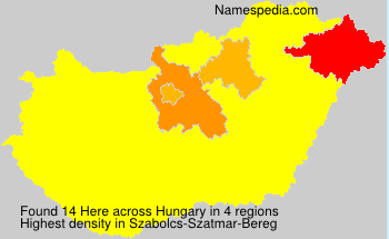Surname Here in Hungary