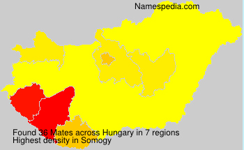 Surname Mates in Hungary