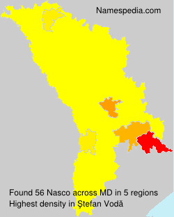 Surname Nasco in Moldova