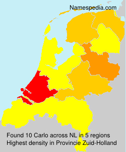 Surname Carlo in Netherlands