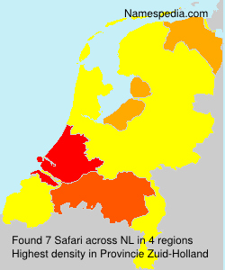 Surname Safari in Netherlands