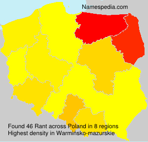 Surname Rant in Poland