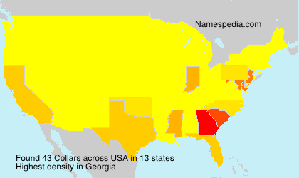 Surname Collars in USA