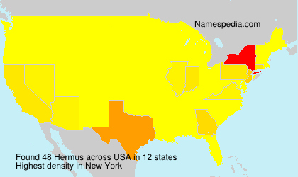 Surname Hermus in USA