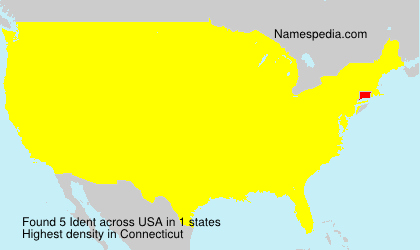 Surname Ident in USA