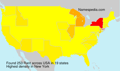 Surname Rant in USA